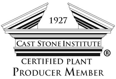 AAS Awards from CSI (Cast Stone Institute)