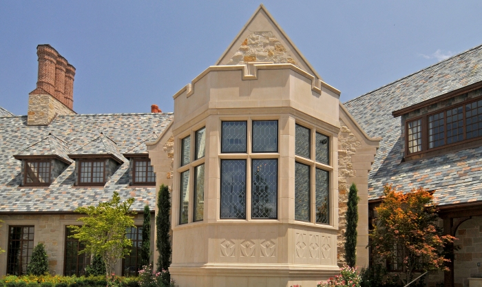AAS (Formerly ACS) PROJECT: Dallas Country Club | Cast Stone | CSI Award of Excellence | Dee Brown Masonry