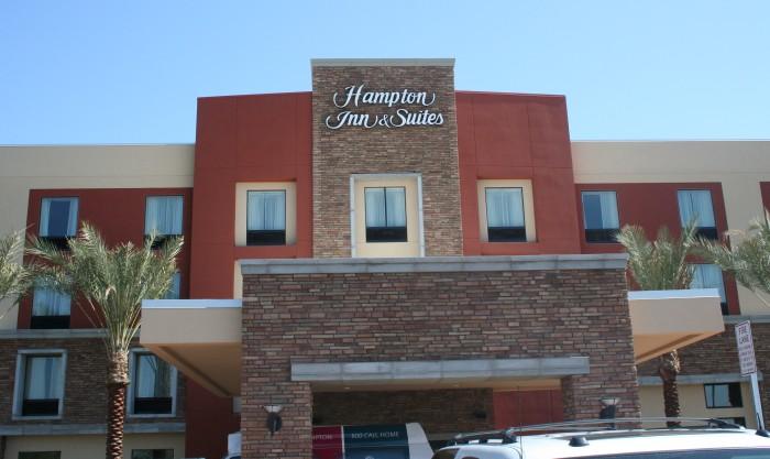 AAS | GFRC | Hampton Suites