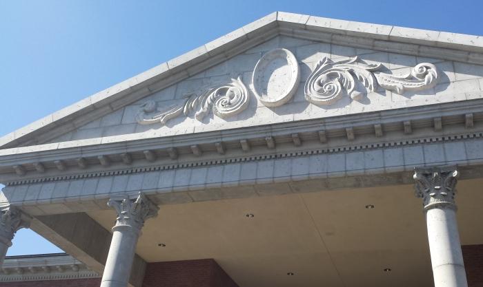 PROJECT: Gilbert Christian, AZ | Architectural Precast, GFRC | | Light Weight, Superior Aesthetics, Design Flexibility