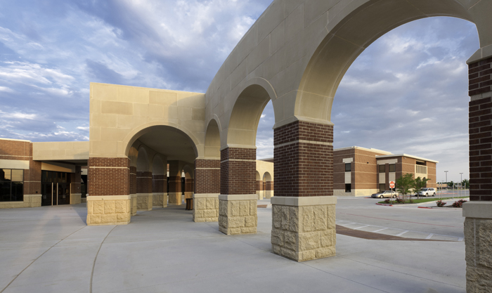 AAS | Architectual Precast, Cast Stone | McMillen High Murphy | Architect:SHW Group | Artisan Masonry