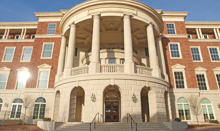 Reagan Place | Cast Stone, Architectural Precast, GFRC | Good Fulton & Ferrell Architects | Metro Masonry | SEE CASE STUDY...