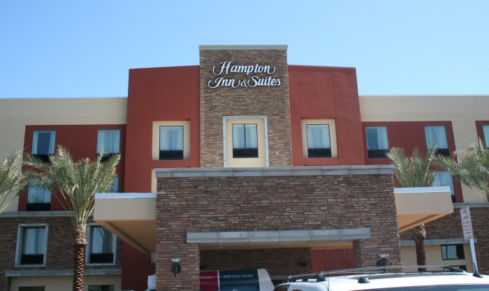 AAS | GFRC | Hampton Inn - Homewood | Mason: Decorative Masonry | SEE CASE STUDY ...