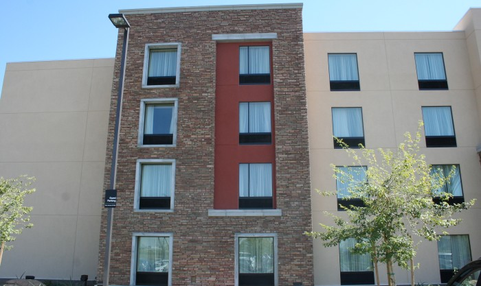 AAS | GFRC - Light Weight | Hampton Inn - Homewood | Mason: Decorative Masonry