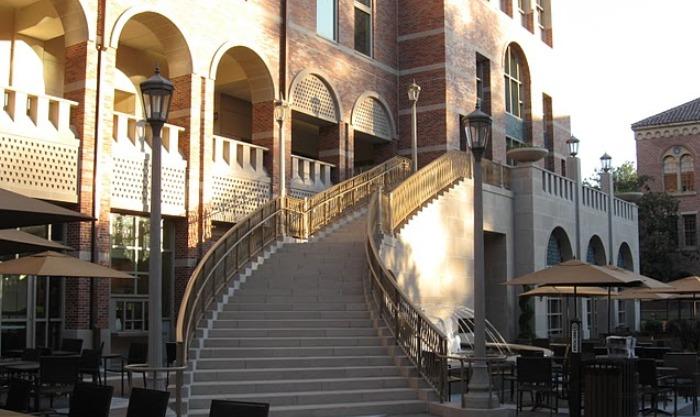 USC Ronald Tutor Campus Center   Precast   AC Martin Partners Architects   R & R Masonry