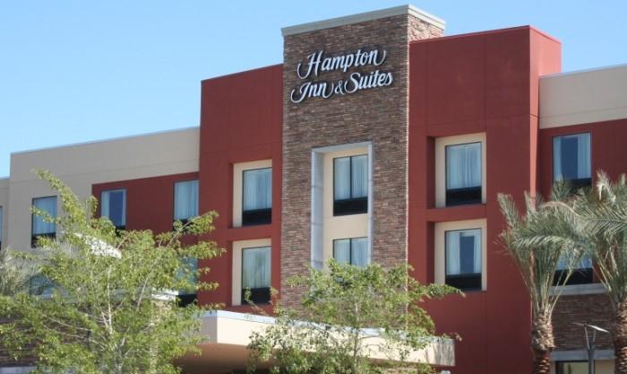 AAS   GFRC Architectural Elements   Hampton Inn - Homewood   Mason: Decorative Masonry   SEE PROJECT DETAILS...