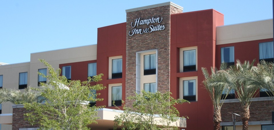 AAS | GFRC Architectural Elements | Hampton Inn - Homewood | Mason: Decorative Masonry | SEE PROJECT DETAILS...