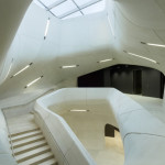 LA Sports Hall of Fame | Cast Stone | Architect: Trahan Architects | Masonry Contractor: Masonry Arts | SEE CASE STUDY ...