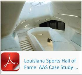 Advanced Architectural Stone Formerly Advanced Cast Stone | LA Sports Hall of Fame Case Study