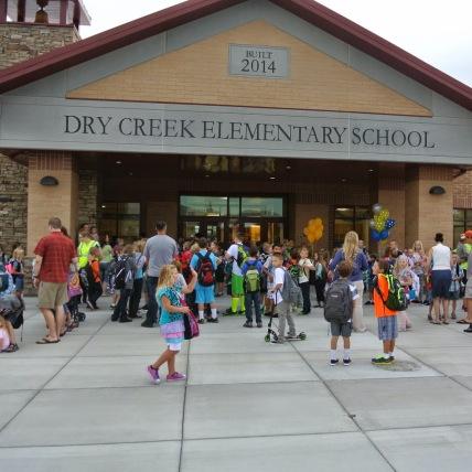 AAS Case Study   PROJECT: Dry Creek Elementary School - Lehi, UT   GFRC Panels   SEE CASE STUDY ...
