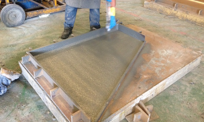 Dry Creek Elementary School | GFRC (Light Weight Concrete) Technology | Sandstrom Architecture | Contractor: Westland Construction