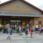 Dry Creek Elementary School | GFRC Panels Blended with School Ambiance| Sandstrom Architecture | Contractor: Westland Construction | SEE CASE STUDY ...