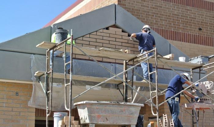 Advanced Architectural Stone | Dry Creek Elementary School | GFRC Panels | Sandstrom Architecture | Contractor: Westland Construction