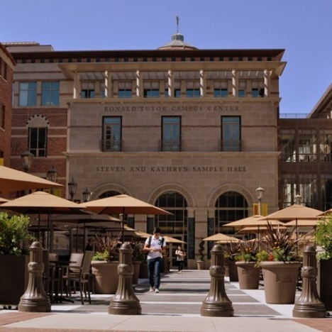 AAS Case Study | Ronald Tutor Center, USC | Architectural Materials Used - Cast Stone, Architectural Precast, GFRC