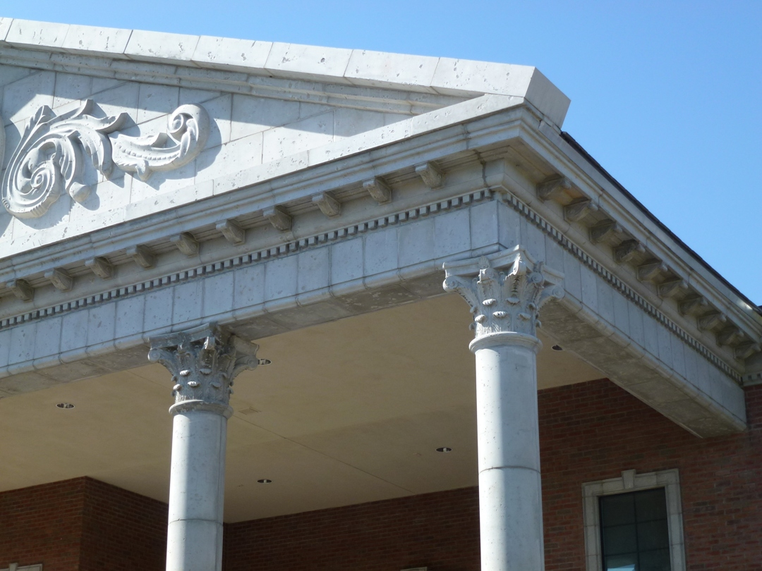 Advanced Architectural Stone | AAS (Formerly Advanced Cast Stone) | GFRC Columns, Cladding | Superior Structural Strength with Light Weight | Project: Gilbert Christian