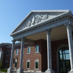 Advanced Architectural Stone | AAS - Formerly Advanced Cast Stone | GFRC Columns, Cladding, Window & Door Surronds, Trims | Project: Gilbert Christian