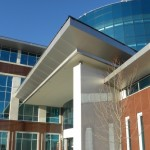 PROJECT: Higher Education Complex | Cast Stone | Architect: PBK Architects | Mason Contractor: Tim Hughes, Dee Brown Inc