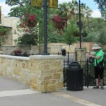AAS 2014 CSI Award | San Antonio Zoo | Zootennial Plaza - hardscape Elements