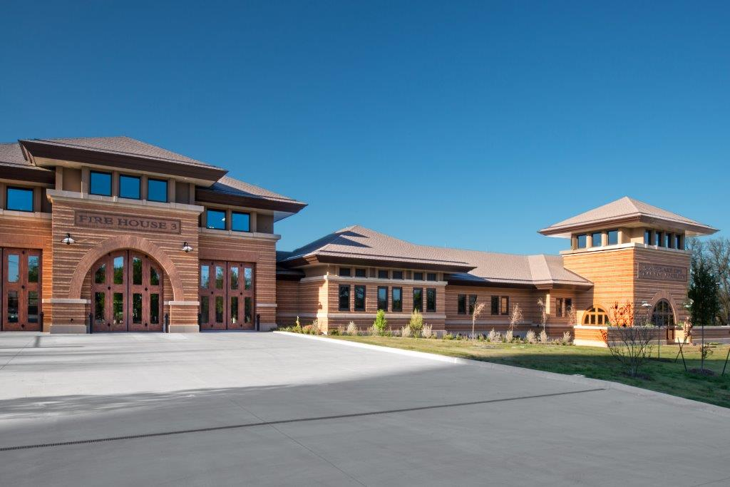 2014 Golden Trowel Award | North DPS Training Facility, Southlake, Texas