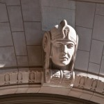 AAS Project: 714 Main Street | Unique Technology, Craftsmanship to Replicate design of Roman Heads | Product used Architectural Cast Stone
