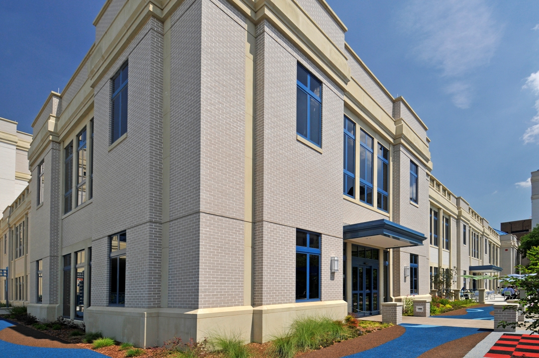 Cooks Children's Hospital   AAS (Formerly ACS) Batch System Matched Color for this Huge Project   Cost Effectiveness of Cast Stone Realized Project within Budget Constraints