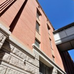 AAS Cast Stone | Precise Color Matching, & Color Customization Created Desired Visual Appeal and Design Intent of the Architect | Tarrant County Jail | Architect: Gideon Toal