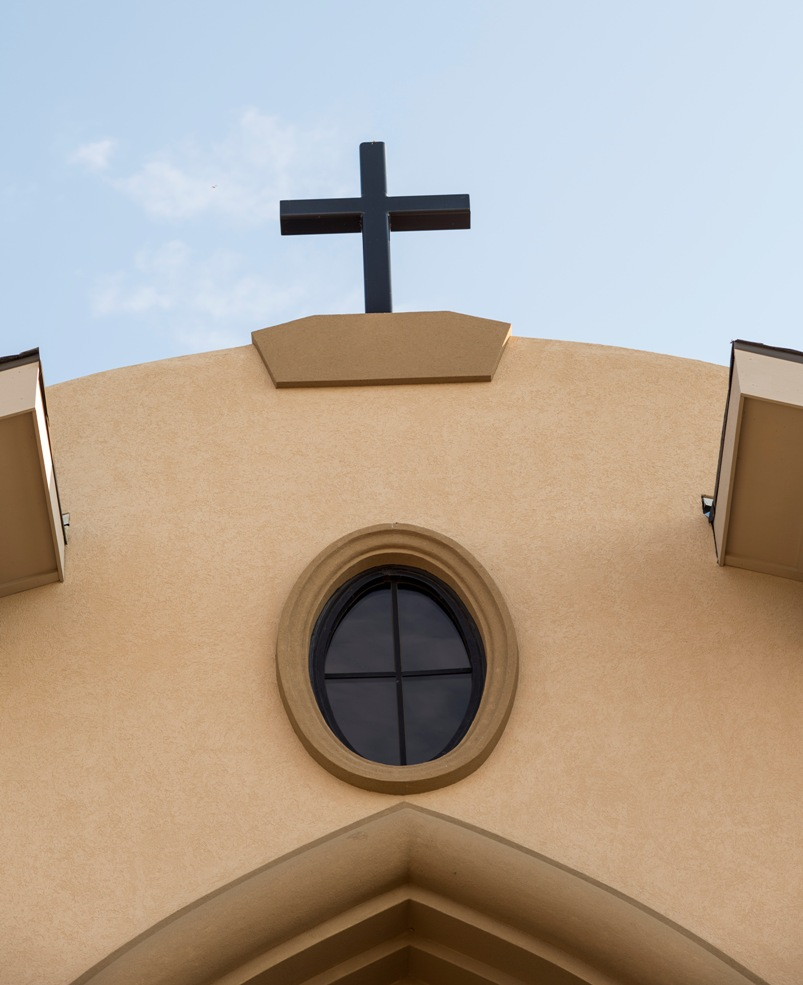 AAS Cast Stone Project - St Jude Catholic Church