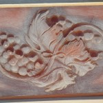AAS Cast Stone | Custom Mold Making | Grapevine Leaf Designed using Dry Cast System