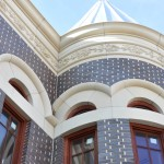AAS Project: Grapevine Convention and Visitors Bureau | Cast Stone | Architect: ArchiTexas | General Contractor: Thomas S Byrne