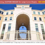 AAS Case Study | TCU Worth Hills | Cast Stone, Architectural Precast, GFRC | Color Matching, Custom Molds