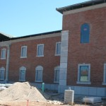 Advanced Architectural Stone (AAS - Formerly ACS) | Gilbert Christian High School Project | Architect: L Smith & H and S International | Contractor: A R Mays