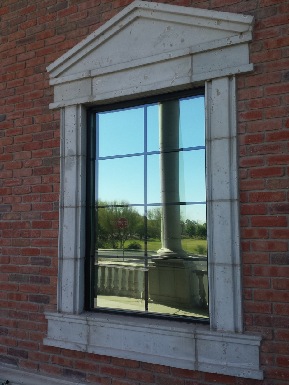 Architectural GFRC | Window Surrounds
