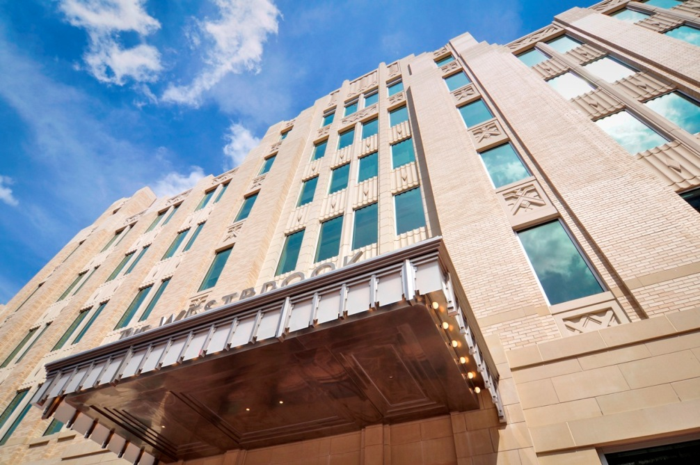 AAS Project: The Westbrook - Sundance Square West - Ft Worth, TX | Art Deco Design using Cast Stone | Custom Mold Design | Architect: Bennett Benner Pettit, Inc