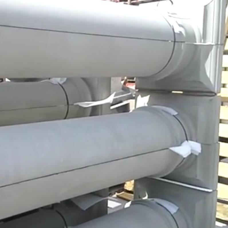 Custom Fabricated GFRC Columns
