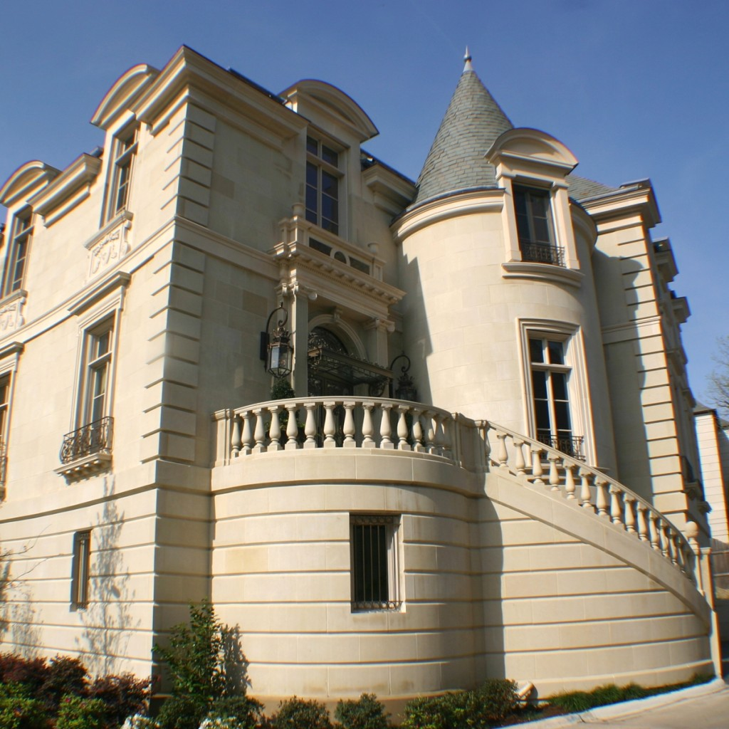 Project Hooser Residence Architectural Cast Stone
