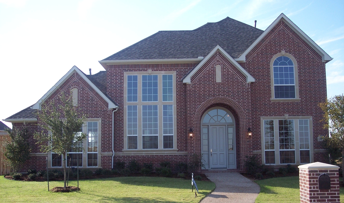 AAS Project Example   Coordinated Planning, Design with Builder   Architectural Stone Upgrade Package for Homes