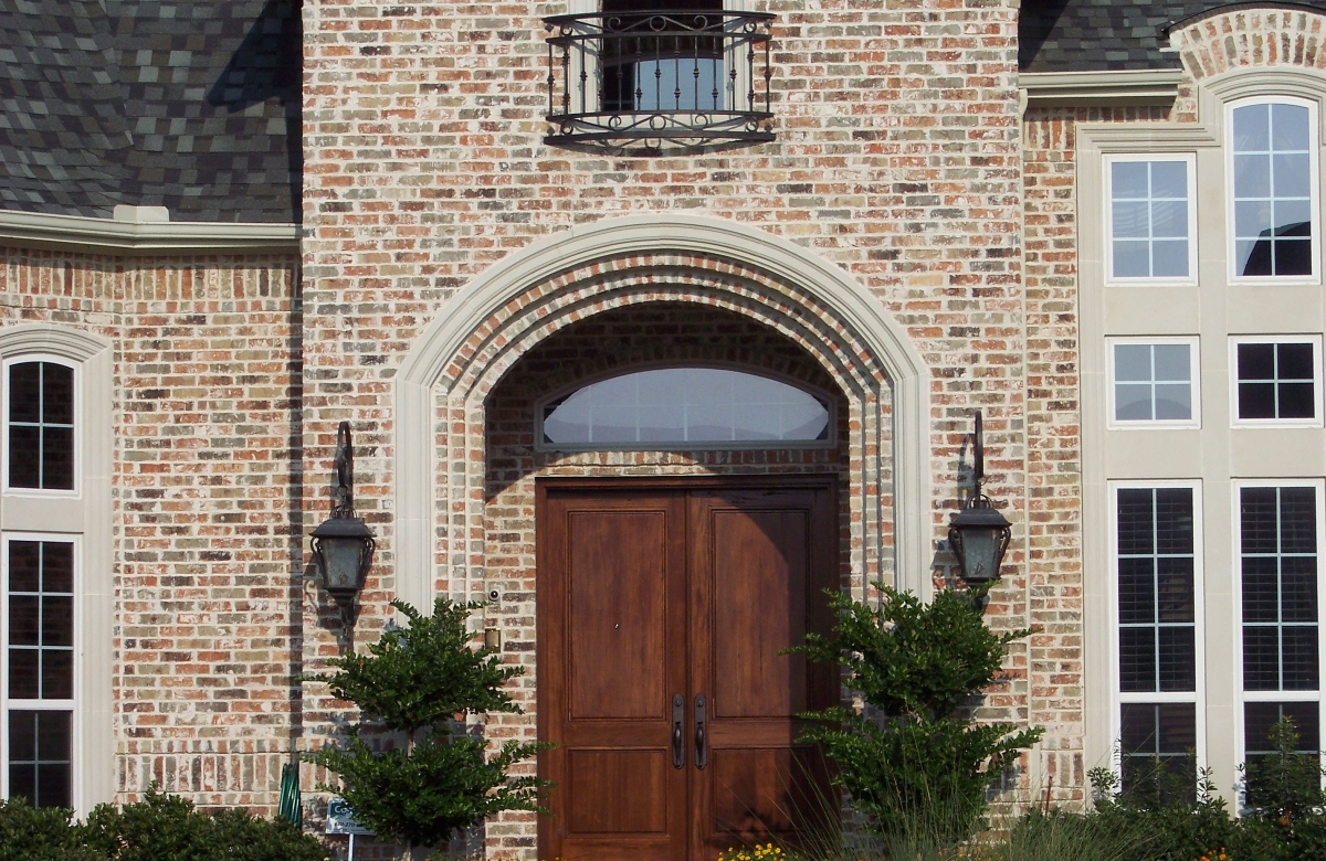 Architectural Cast Stone Surround Trim For Home Elevation Entry Way Window And Door Surrounds