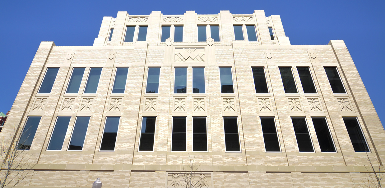 AAS Case Study: Architectural Stone for The Westbrook Building at Sundance Commercial District, Ft Worth, TX