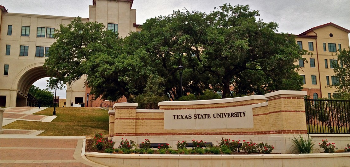 Texas State University | Cast Stone for High End Design Accent | Cost Effective Solution Delivered within Stringent Budget Requirements | SEE Video Tour of AAS CAPABILITIES ...