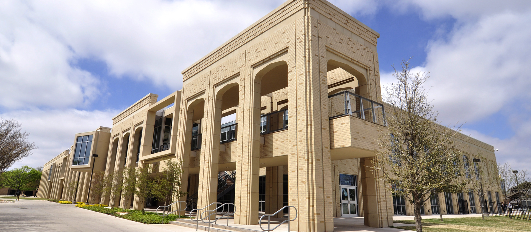 ACU Wellness Center | Products: Architectural Cast Stone, Precast Concrete | Cladding, Color Matching