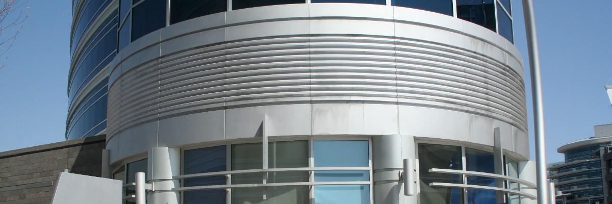GFRC for Commercial Buildings, Contemporary Design