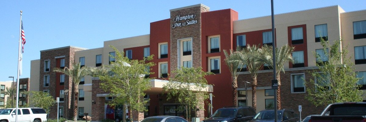 Hampton Inn, Homewood Suites | GFRC Added Design Accent for Brand Credibility, Customer Experience