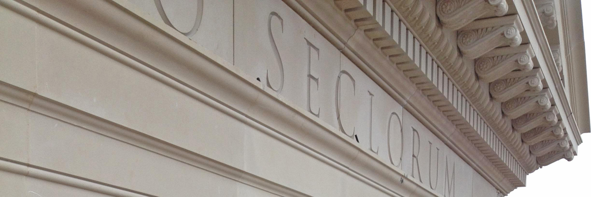 Wall Coping, Cornices, Building Signage at Higher Elevation using Architectural GFRC