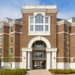 PROJECT: SMU Commons | Architectural Stone Cladding