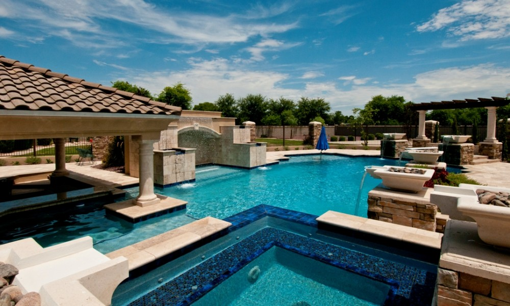 Architectural Stone Products Consistency Developed High-End Hardscape, Aesthetic Columns, Trim, Decorative Elements | Pool Coping