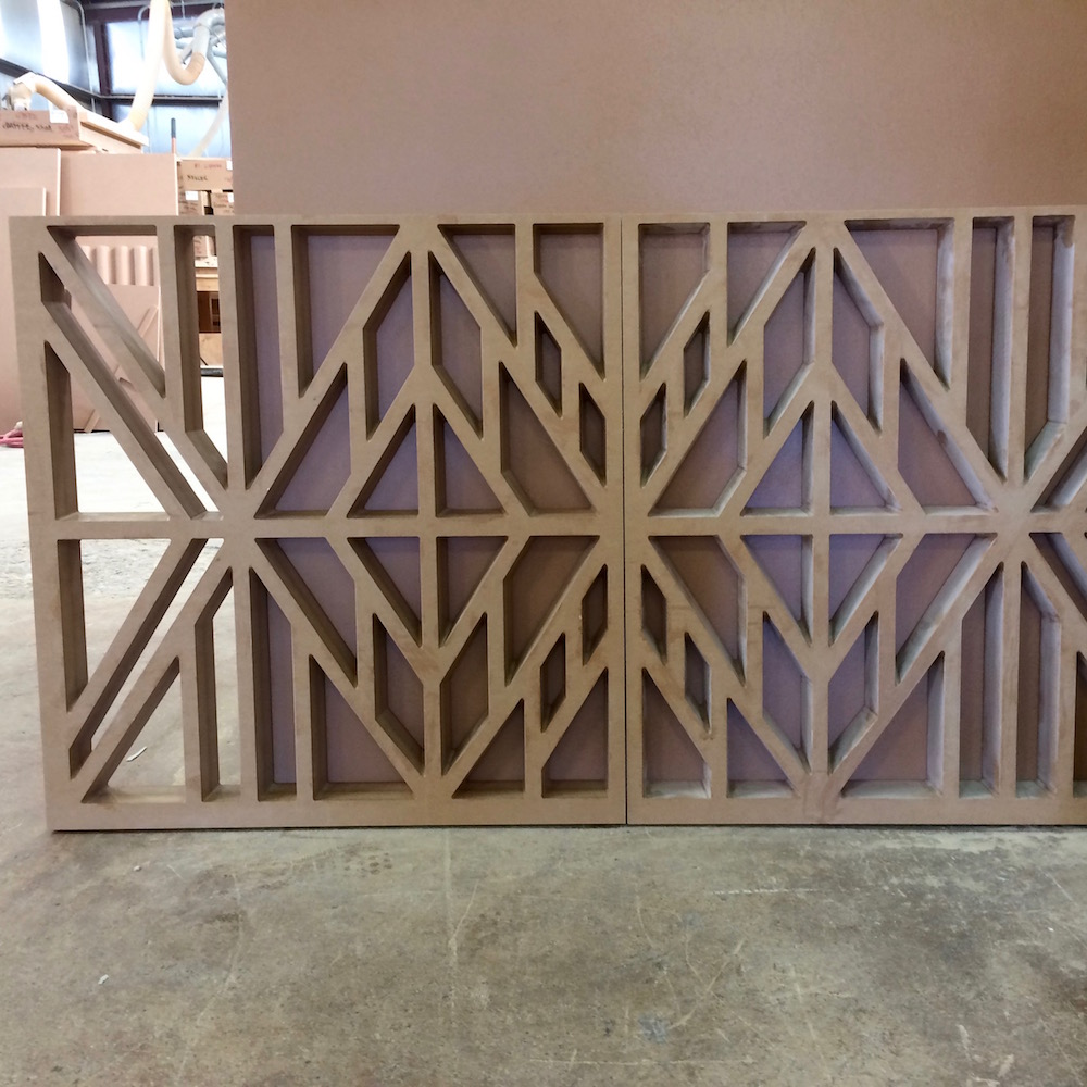 Custom Designed Mold to Match Specific GFRC Panel Size and Shape with Stringent Tolerance requirements
