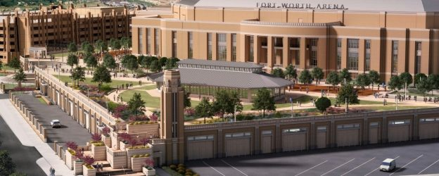 Ft Worth Arena Case Study   Phase One of the Project - Support Building