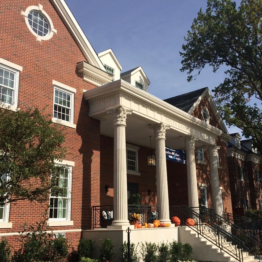 GFRC Design Proces Case Study - SMU Delta Gamma Sorority House
