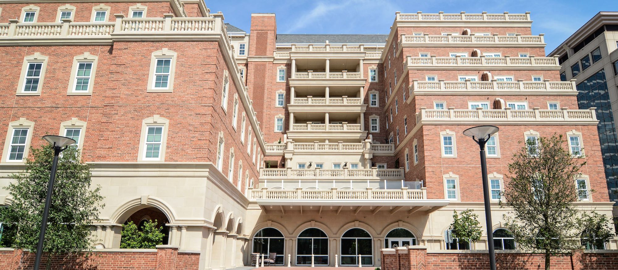 HarborChase of the Park Cities - Coordinated Custom Stone Manufacturing to Achieve Design Vision   Product: Cast Stone