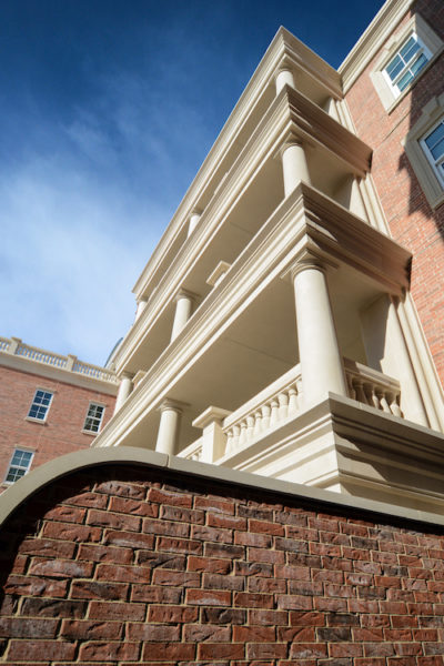 Harborchase of the Park Cities | Ballusters, Cornices, Columns, Wall Coping